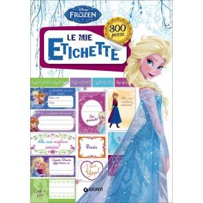 Le mie etichette. Frozen