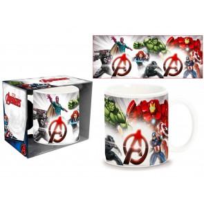Avengers. Tazza Mug in ceramica