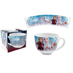 Frozen II. Tazza Jumbo in ceramica, Disney