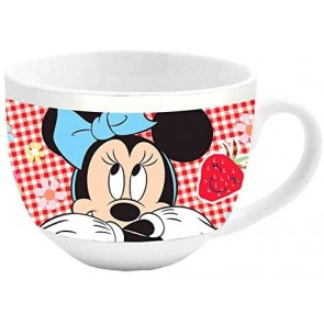 Minnie. Tazza Jumbo in ceramica. Disney