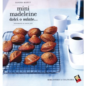 Mini madeleine. Dolci o salate...