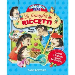 La famiglia Riccetti. Con gadget