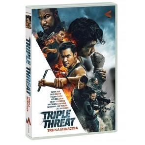 Triple Threat. Tripla minaccia DVD