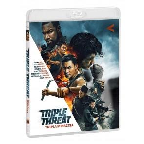 Triple Threat. Tripla minaccia (Blu-ray)