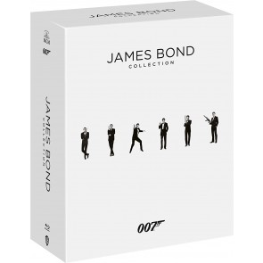 007 James Bond Collection 24 Film DVD
