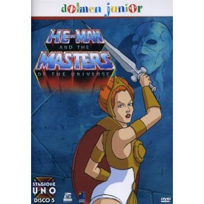 Heman and the masters of the universe Volume 05 DVD