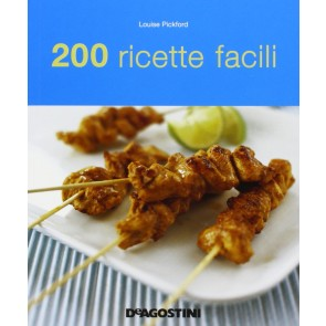 200 ricette facili