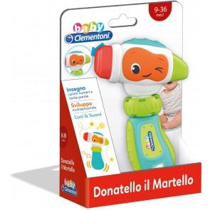 Baby Clementoni Donatello il Martello