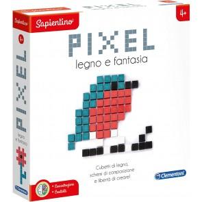 Montessori - Pixel Legno E Fantasia