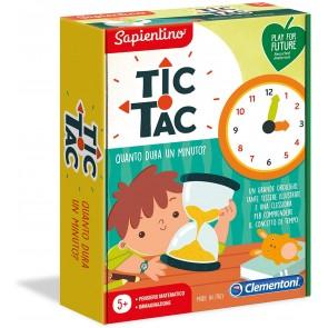 Sapientino Tic Tac quanto dura un minuto?