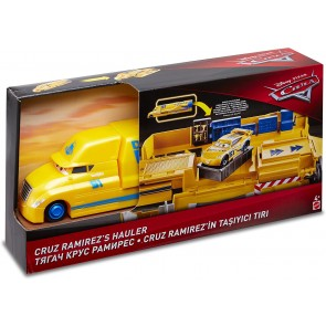 Cars. Trasportatore Cruz Ramirez