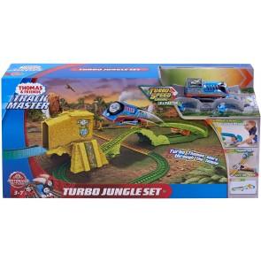 Il Trenino Thomas. Trackmaster. Turbo Jungle Set