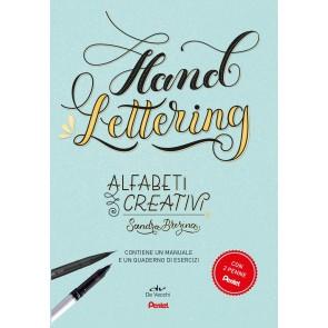 Hand lettering. Alfabeti creativi. Con gadget