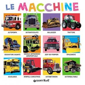 Le macchine. Ediz. a colori