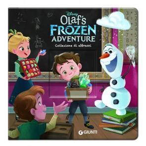 Collezione di abbracci. Olaf's Frozen adventure. Ediz. a colori
