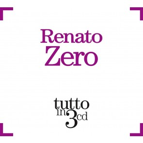 Renato Zero (Box Set) CD