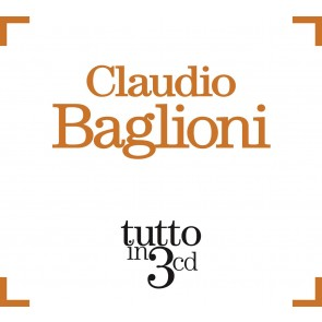 Claudio Baglioni (Box Set) CD