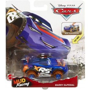 Cars XRS Barry Depedal - Mud Racing