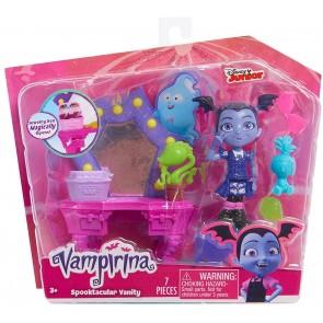 Vampirina Playset Specchio Spooktacular Vanity con personaggio e Accessori Gioco