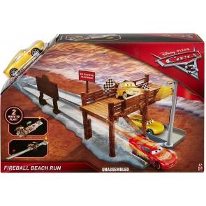 Cars 3. Pista Fireball Beach