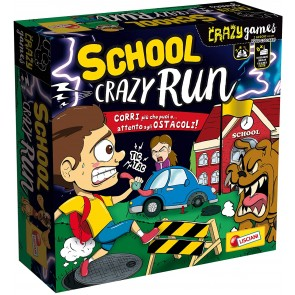 Crazy games school crazy run
