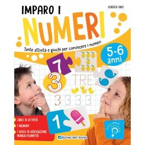 Imparo i numeri. Tante attività e giochi per conoscere i numeri