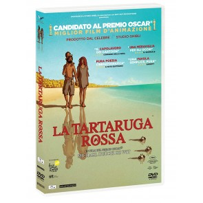 La tortue rouge DVD