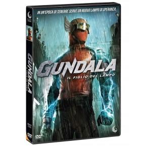 Gundala. Il figlio del lampo DVD