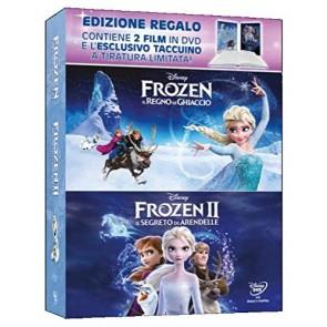 Cofanetto Frozen. Il regno di ghiaccio - Frozen. Il segreto di Arendelle DVD