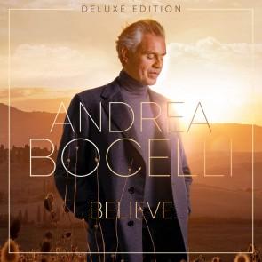 Believe (Deluxe Edition) CD