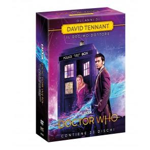 Cofanetto Doctor Who. Gli anni di David Tennant. Stagioni 2-3-4 + The Specials DVD
