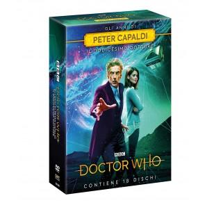 Cofanetto Doctor Who. Gli anni di Peter Capaldi. Stagioni 8-9-10 + Last Christmas DVD