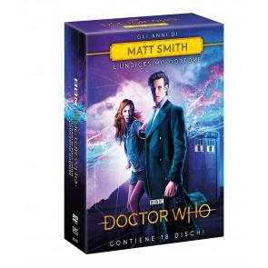Cofanetto Doctor Who. Gli anni di Matt Smith. Stagioni 5-6-7 + Speciale 50 anni DVD
