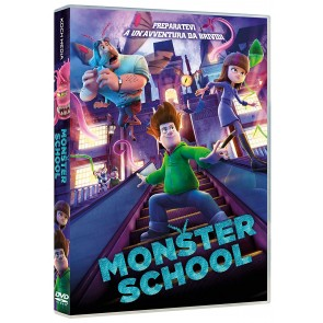 Monster School DVD