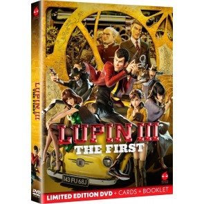 Lupin III. The First DVD
