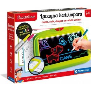 Sapientino scrivimpara Lavagna LED (Versione in Italiano)