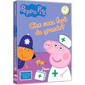 Peppa Pig. Che cosa farò da grande? DVD