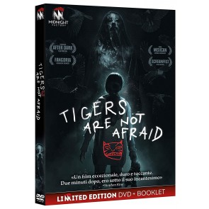Tigers Are Not Afraid DVD