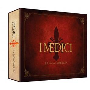 Cofanetto I Medici. Stagioni 1-3. Con Booklet, Cartoline e Poster Blu-ray
