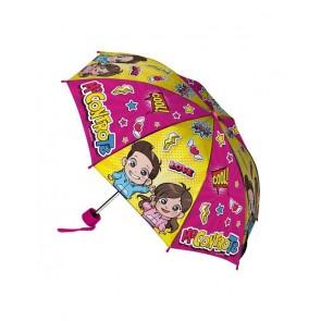 Me Contro Te Ombrello pieghevole It's Raining Kids