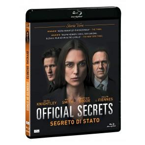 Official Secrets. Segreto di stato (Blu-ray)