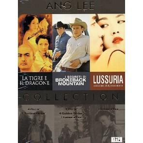 Ang Lee DVD