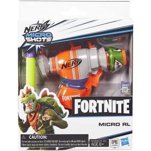 Nerf MicroShots Fortnite RL