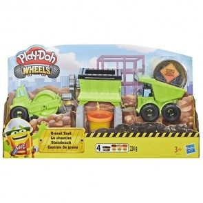 Playdoh. Wheels Il Cantiere