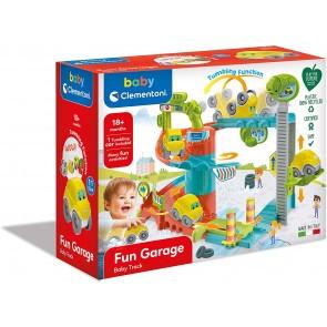 Baby Clementoni Fun Garage Baby Track