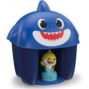 Soft Clemmy Secchiello Baby Shark con Personaggio