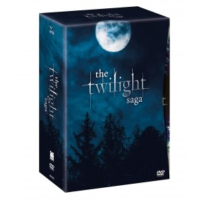 The Twilight Saga Exclusive Collection. Con Digibook DVD