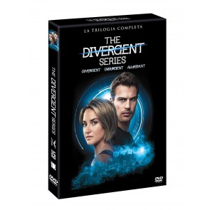 Cofanetto The Divergent Series. New Edition DVD