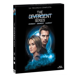Cofanetto The Divergent Series. New Edition (Blu-ray)