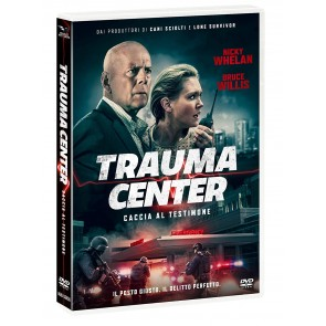 Trauma Center. Caccia al testimone DVD